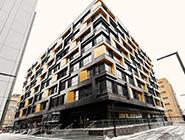 Tribeca Apartments Готовый ЖК в ЦАО.